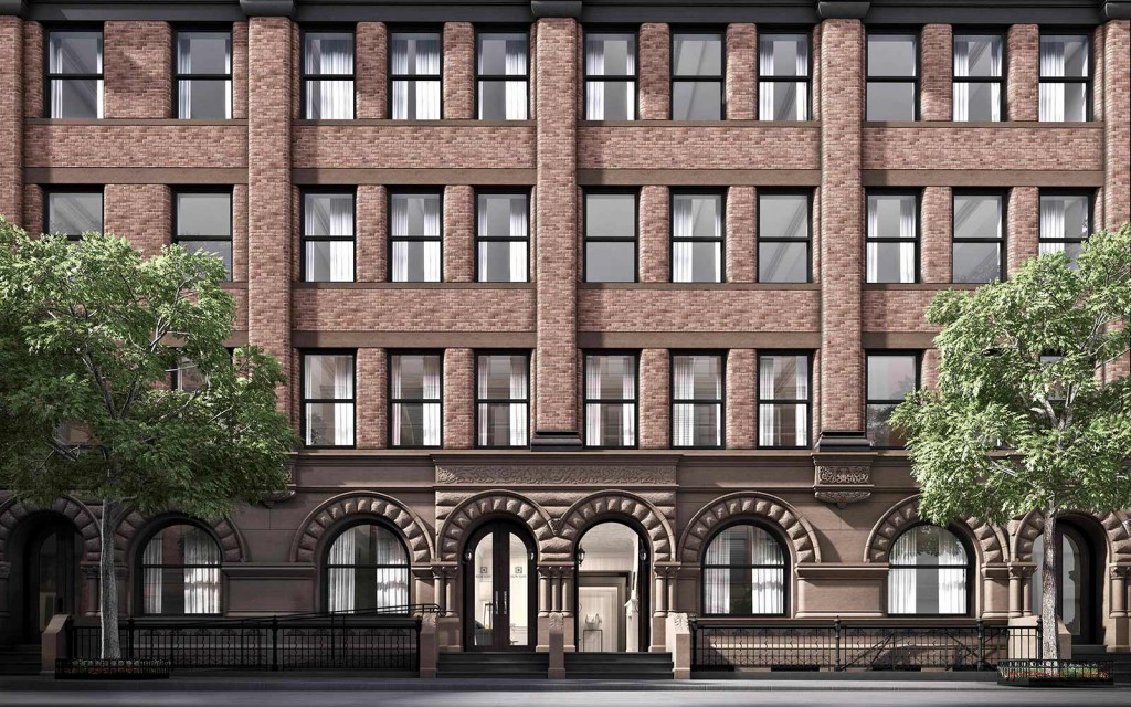 Naftali Group - 182 West 82nd Street