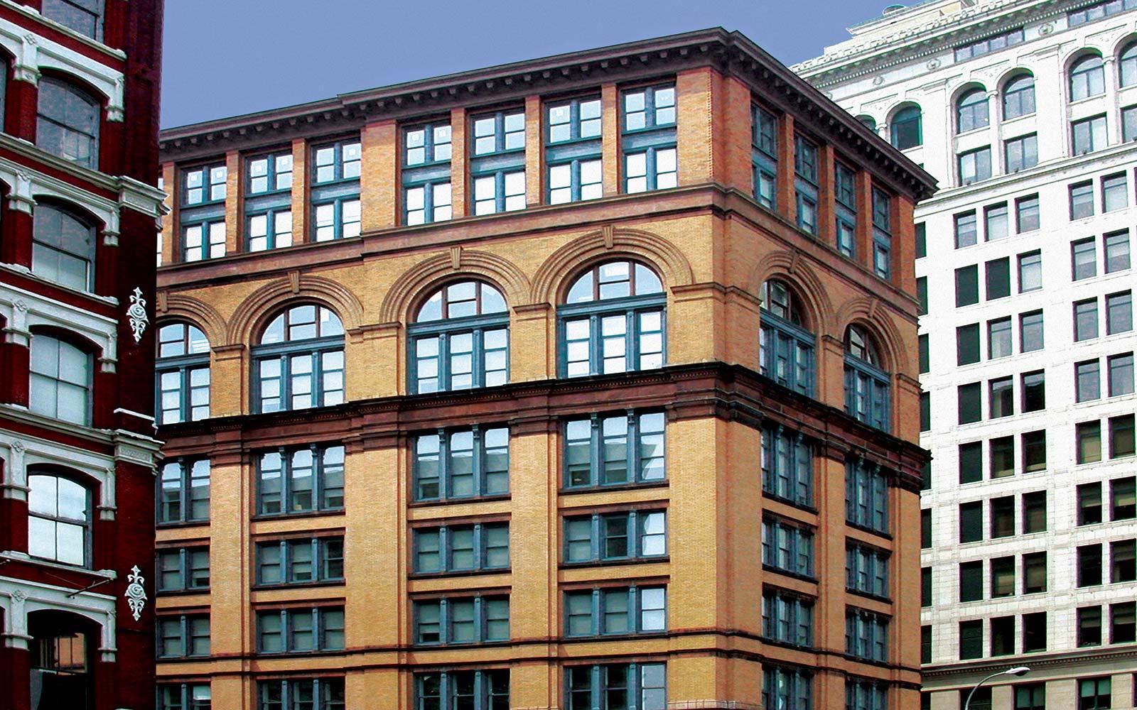Naftali Group - 21 Astor Place