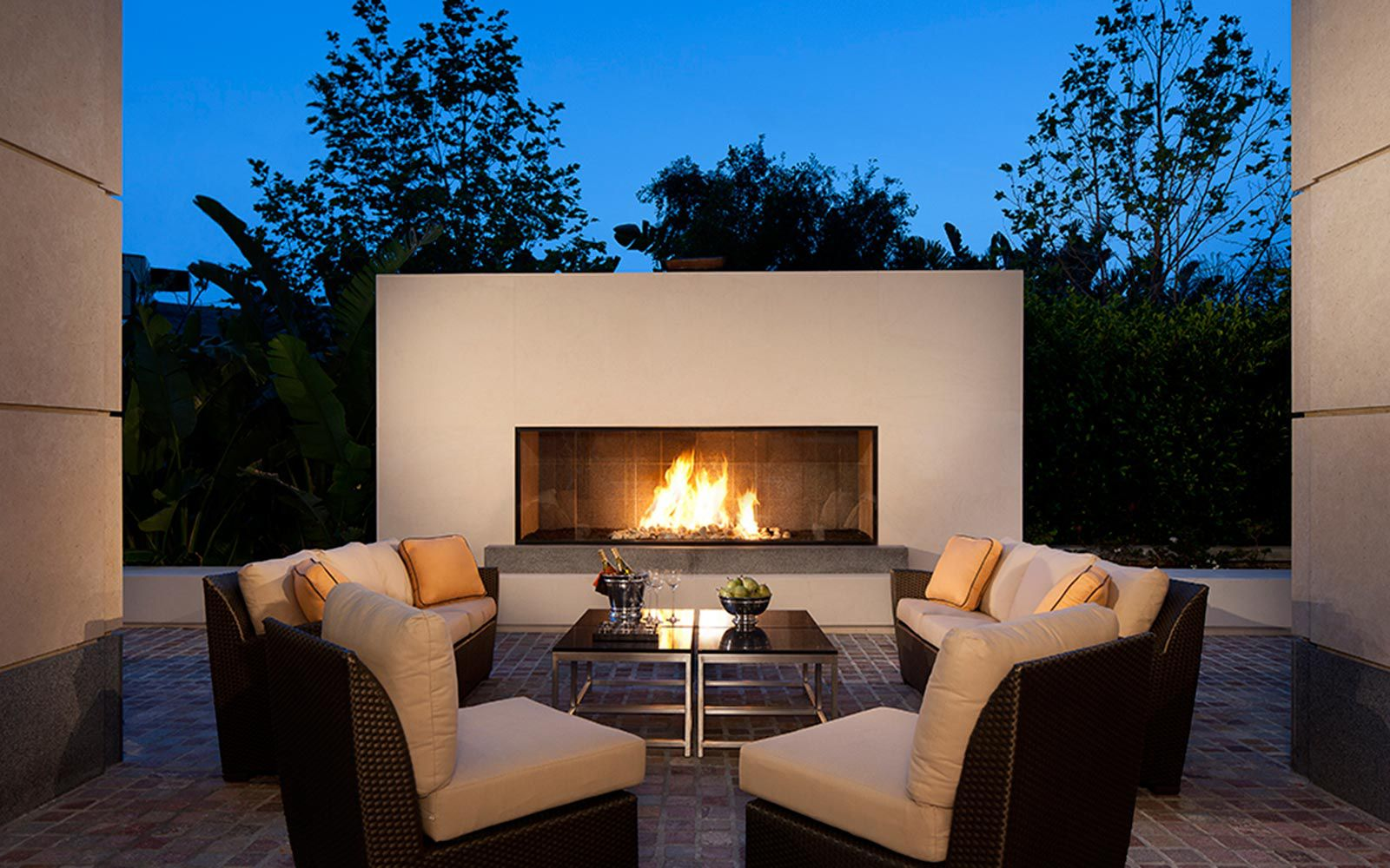Wilshire Fireplaces Fireplaces