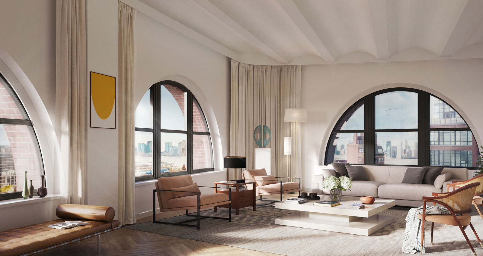 Former West Village Rentals Now Condos At The Shephard